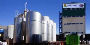 usine Albacete Tradecorp